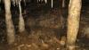 """Счупени сталактити в """"Духлата"""",   Фотограф: Spaleo club Helicit"""